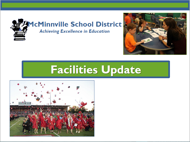 Facilities Bond Presentation