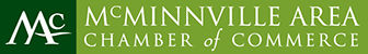McMinnville Area Chamber of Commerce Logo