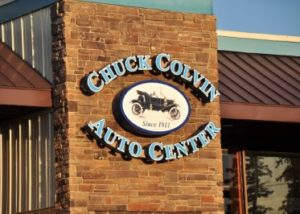 Member Chuck Colvin Auto Center • McMinnville Area Chamber of Commerce