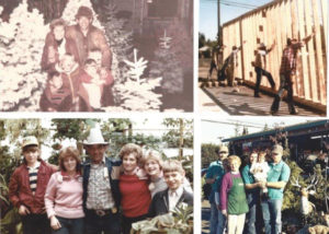 Kramer's Garden Family Picture • McMinnville Chamber of Commerce