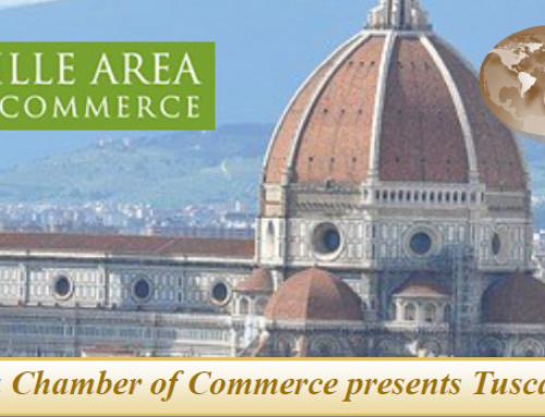 "McMinnville Chamber Presents ""Experience the True Tuscan Culture"""