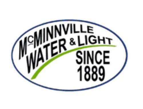 McMinnville Water and Light (MW&L) Implements NO FEE Model for Credit Card Payments