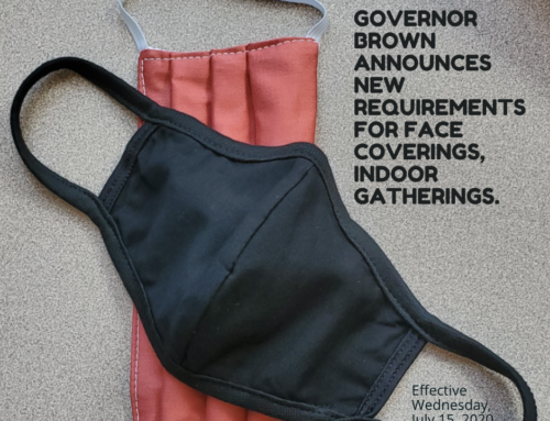 Governor Kate Brown Announces New Requirements for Face Coverings, Limits on Social Get-Togethers to Slow the Spread of COVID-19