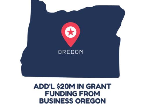 The Business Oregon Application is LIVE – Apply NOW!
