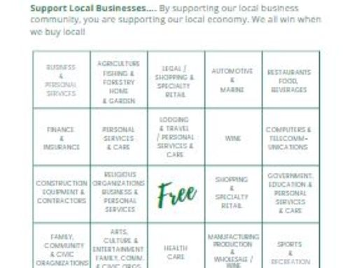 MACC Business Bingo
