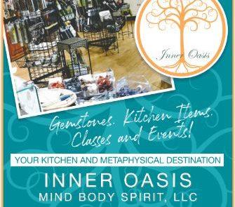 Inner Oasis Mind Body Spirit